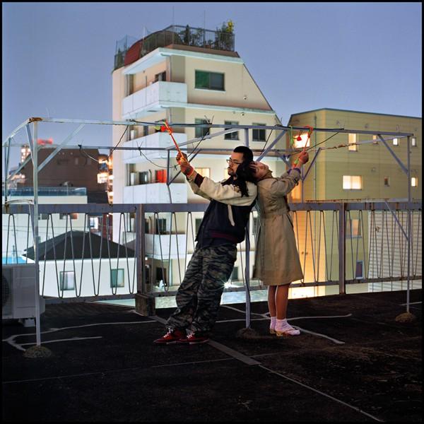 Roof top serenade ©Aia Jüdes